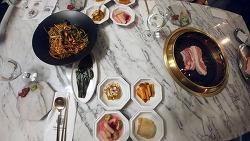 [여의도 맛집] 품격있는 고기집, 이도 맨숀