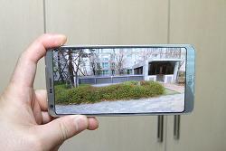 G6 풀비전 18:9 작은 스마트폰이지만 화면 크다