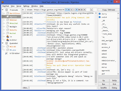 HexChat 설치부터 IRC 접속하는 법