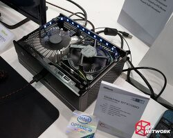 ASRock DeskMini STX MXM 메인보드/케이스 선보여