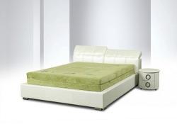 모나코 화이트 침대K