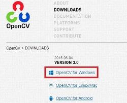 OpenCV3.0 + VisualStudio2013 설치
