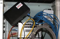 아파트 인터넷 단자함 방마다 인터넷 연결 기가인터넷