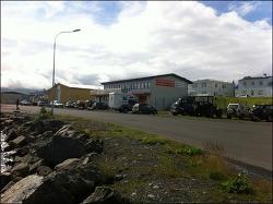 [아이슬란드 여행기20] 달빅(Dalvík), 고래, 대구, 오리 그리고 갈매기
