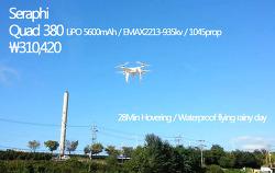 팬텀2 대신 36만원짜리 쿼드콥터를 구매하다 - 세라피 380