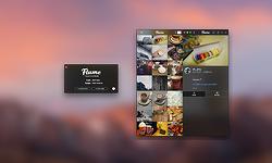 [일시무료] 아름답고 세련된 맥용 인스타그램 앱 'Flume'… 프로 버전 무료 업그레이드