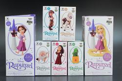 banpresto world collectable figures disney character story. 02 rapunzel / 반프레스토 월콜 디즈니 캐릭터 스토리 02. 라푼젤