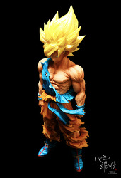 [피규어] Dragonball Z Super Master Stars Piece The Son Goku
