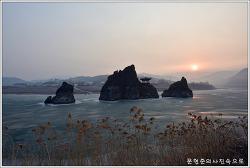 충북 단양 도담삼봉