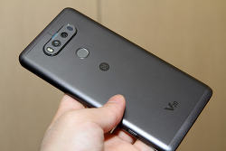 LG V20 카메라 성능 특장점 그리고 구성품 살펴보기