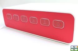 전선정리 위한 멀티탭 정리함, 에이블루 박스탭