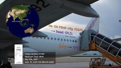 [170511] 호치민-달랏 (SGN-DLI), 비엣젯항공 (VJ364), A320 탑승기