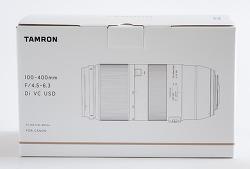 Tamron 100-400mm F4.5-6.3 Di VC USD Review
