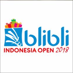 2018 인도네시아오픈 월드투어 1000 대진표 프리뷰 한국대표팀 출전명단