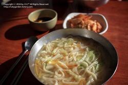 영천 맛집 / 착한 가격 식당의 발견 / 이천원에 배부른 석계 손칼국수