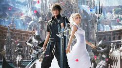 PS4 '파이널 판타지 15' 영상 목록