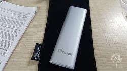 외장하드 외장메모리 추천 플렉스터 포터블 SSD EX1 USB 3.1