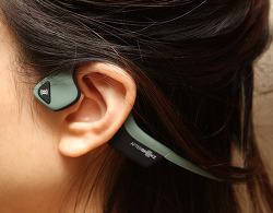 애프터샥 트랙 에어 Trekz Air AS650 가벼운 골전도 이어폰