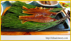 <행주산성 맛집> 엔게디 : 보리굴비정식, 더덕고추장굴비
