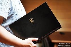 MSI 게이밍 노트북 GS65 스텔스 씬 8RF? 성능, 디자인, 휴대성 모두 만족