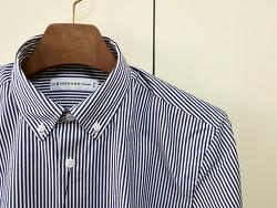 지오다노 포플린 셔츠(01048303) 후기/착샷
