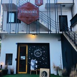 [문래역 카페] 라크라센타(La crescenta) 창고형브런치카페/공장형카페