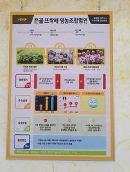 충남 농업기술원 융복합비즈니스 우수모델 경진 2, 농업기술원 새싹삼