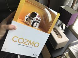 코즈모 인공지능 로봇 cozmo 구매후기
