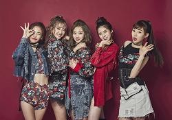 네온펀치 데뷔, 데뷔곡 문라이트 발표! 사진 및 영상첨부