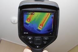 열화상카메라 플리어 E53 전기 기계 설비 등에 최적화된 모델