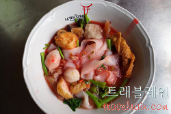 [방콕 맛집] 매콤한 옌따포 쌀국수 식당, 나이 우안