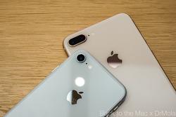 아이폰 8 핸즈온: 마지막 핏줄
