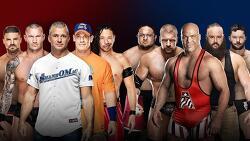 WWE 2017 서바이벌시리즈 트리플 H 참가 및 제임스 엘스워스 방출 이야기