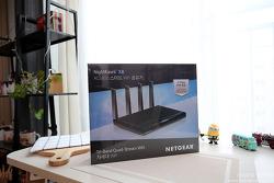 프리미엄 공유기 넷기어 R8500 나이트호크 X8 AC5300 무엇이 다를까? - NETGEAR R8500