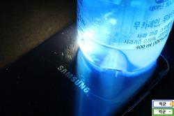 갤럭시s8 손전등 밝기조절 하는 법 - 갤럭시s8 간편 사용법