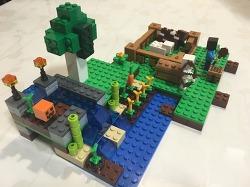 [완구] 레고-레고 마인크래프트, 팜(21114) - The Farm