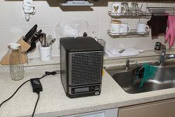 알파인 프레시에어 AP3000 새집증후군 담배냄새 곰팡이 바이러스 제거