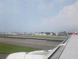 OZ134 ICN-FUK 인천-후쿠오카 아시아나항공 이코노미 탑승기