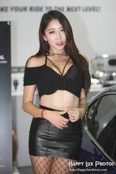 2018 오토살롱 No 4. (모델 김다온)