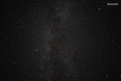 오리온성운(Orion nebula)을 궤적으로 담다^^