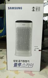 삼성공기청정기 블루스카이 AX60N5580WBD