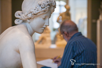 [프랑스 여행] 세계 3대 미술관, 파리의 루브르 박물관(Louvre)에서 만난 작품들