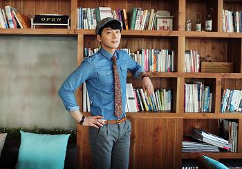 [봄봄봄♪ 남자코디1탄] 청남방 Style!!!              _(봄남자 코디, 데님셔츠)