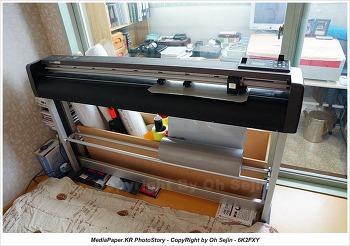 Cutting Ploter :  EC2500