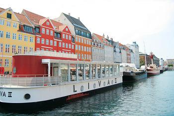 코펜하겐, 니하운 풍경 (Nyhavn)