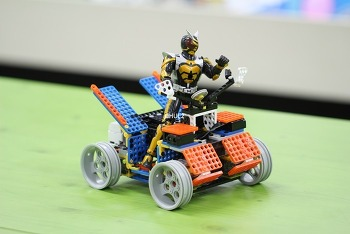 ATV 4륜 오토바이 만들어 봤어요 ~