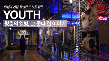 [떠나요] 디뮤지엄 youth 청춘의 열병, 그 못다 한 이야기