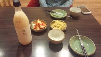 홍대 맛집 / 월향 / 홍대 월향 2호점