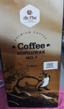 베트남에서 구입한 Kopi Luwak 루왁커피 맛 본 후기