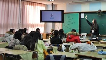 아산지역 고등학생들의 꿈을 위해 펼쳐진 <전공진로멘토링 & 진로 특강>